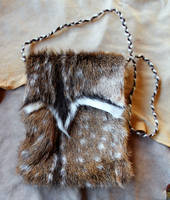 Fur Pouches For Sale! by lupagreenwolf