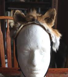 Ears, Horns and Handflowers! by lupagreenwolf