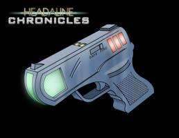 HC - Prop Design - Pistol by kingpin1055