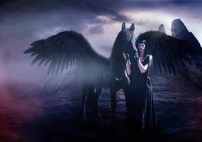 Pegasus by barbranz