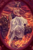 Fire Queen by barbranz
