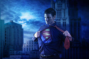 Super Man by barbranz