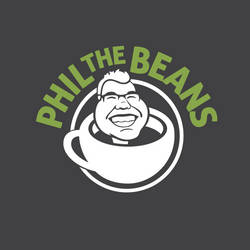 Phil the Beans Logo 2 by itsOgden