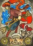 Shippo - 0 The Fool by KaliShiva