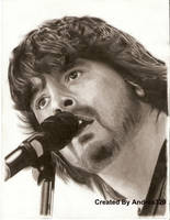 Dave Grohl by Andrea320
