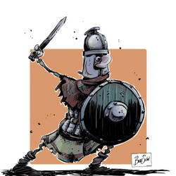 Late Roman by basschel