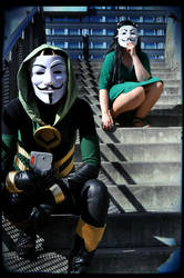 Loki Journey Into Mystery Cosplay by CainAndrew