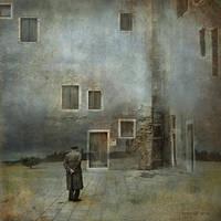 Old Man by innakayuta