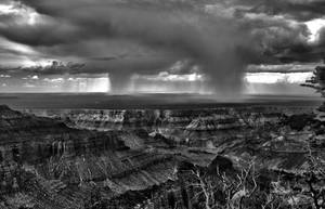 Canyon Storm by sequential