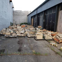 Pallets of crap by sequential