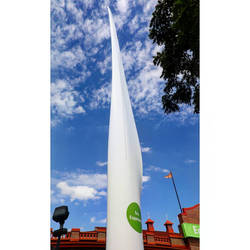 Wind blade by sequential