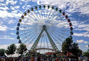 State Fair ferris wheel by sequential
