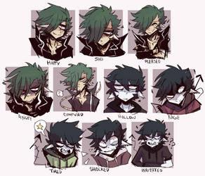 EMOTIONS by Atticfail