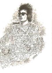 Bob Dylan by chewco