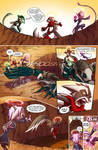 Tendril's Demise Page 3 by Dreamkeepers