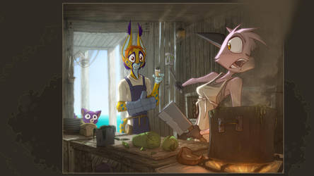 Vi Can Cook by Dreamkeepers