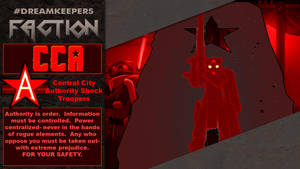 #Dreamkeepers Faction: CCA by Dreamkeepers