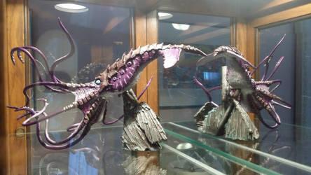 Reaper Bones Kraken Miniature by Dreamkeepers
