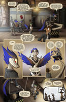 Dreamkeepers Saga page 329 by Dreamkeepers