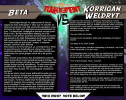Tournament Match 38- Beta vs Korrigan by Dreamkeepers