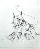 AC 2014 Namah Sketch by Dreamkeepers