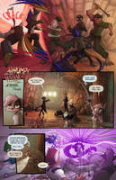 Dreamkeepers Saga page 358 by Dreamkeepers