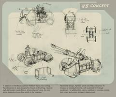 RockSkipper Concept by Dreamkeepers