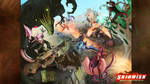 SKIRMISH Battle Royale Desktop by Dreamkeepers