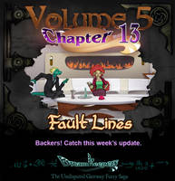 Volume 5 page 027 Update Announcement by Dreamkeepers