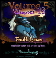 Volume 5 page 031 Update Announcement by Dreamkeepers
