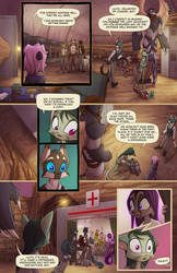Dreamkeepers Saga page 427 by Dreamkeepers