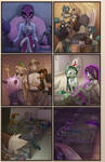 Dreamkeepers Saga page 428 by Dreamkeepers