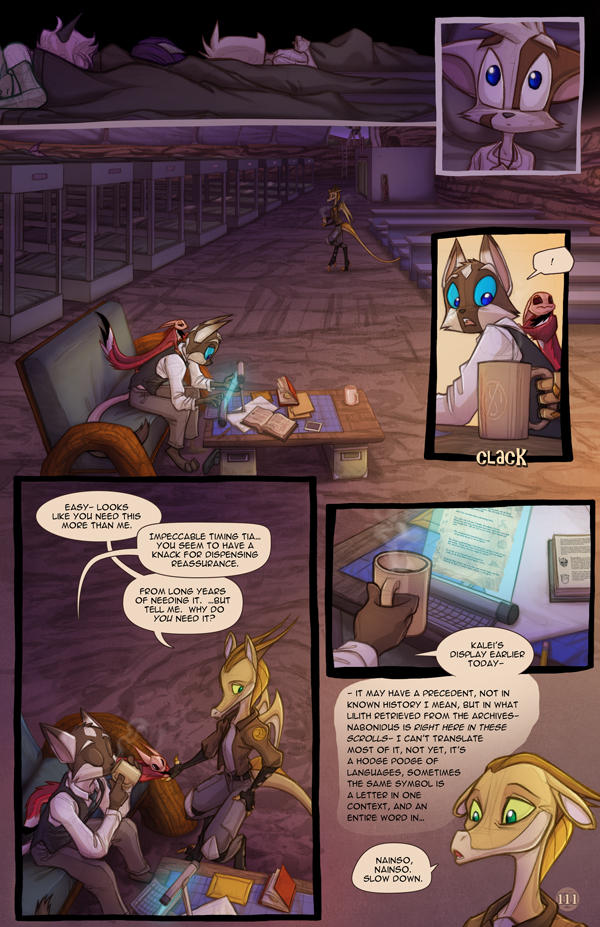 Dreamkeepers Saga page 429 by Dreamkeepers