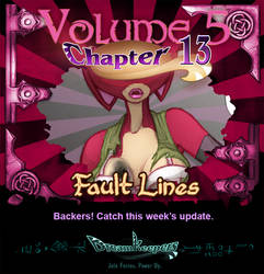Volume 5 page 41 Update Announcement by Dreamkeepers