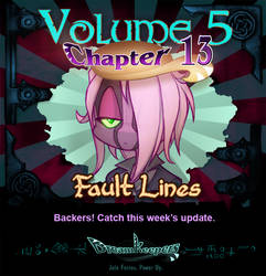 Volume 5 page 43 Update Announcement by Dreamkeepers