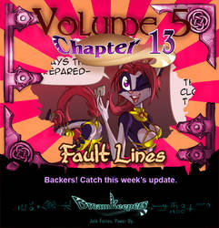 Volume 5 page 49 Update Announcement by Dreamkeepers