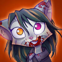 Lilith Halloween Closeup 06 by Dreamkeepers