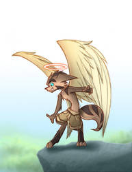 Winged Dreamkeeper by Dreamkeepers