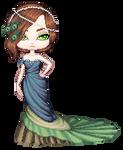 Peacock by phoenix1784