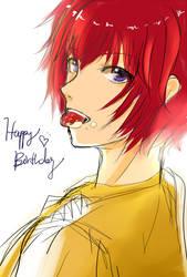 Happy Birthday by ReaNN-00