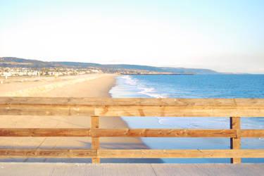 Pier View by Dori-Stock