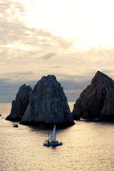 Ocean Rocks 2 by Dori-Stock