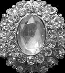 Silver Princess Pendant by Dori-Stock