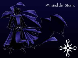 Black Ice Spawn by epzilon