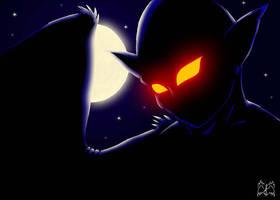Shadowdemon by epzilon