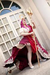 Queen Sheba by MimiCosplay