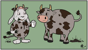 Wilkinson: Operation Bull by KilowattKatie