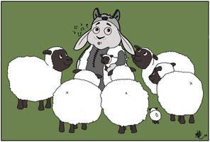 Wilkinson: Operation 'Sheep' by KilowattKatie