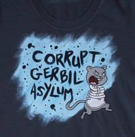 Corrupt Gerbil Asylum by KilowattKatie