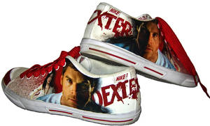 Dexter Nike Canves caprise by CRXTHRASHER